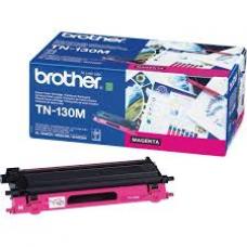 Картридж Brother TN-130M (1500 стр.) красный для HL-4040CN/4050CDN, DCP-9040CN, MFC-9440CN (Magenta)