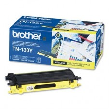 Картридж Brother TN-130Y (1500 стр.) желтый для HL-4040CN/4050CDN, DCP-9040CN, MFC-9440CN (Yellow)