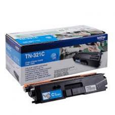 Картридж Brother TN-321C (1500 стр.) голубой для 8250/89200/8650/9550 (cyan)