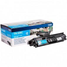 Картридж Brother TN326C (3500 стр.) голубой для 8250/8920/8650/9550 (cyan)