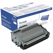 Картридж Brother TN-3430 (3 000 стр.) для HLL5xxx/HLL6xxx/DCPL5500DN/DCPL6600DW/MFCL57xx/MFCL6xxx
