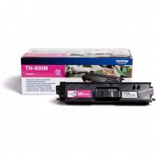Картридж Brother TN-900M (6000 стр.) пурпурный для HLL9200CWT/MFCL9550CDWT (Magenta)