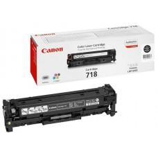 Картридж CANON 718 (SENSYS MF-8330/8350) Black 2 штуки