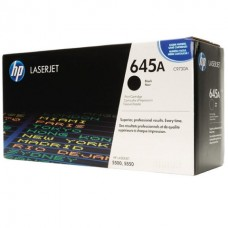 Картридж Hewlett-Packard для CLJ 5500 (black)