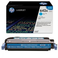 Картридж HP Color LaserJet CB401A Cyan Print Cartridge for CLJ CP4005, up to 7,500 pages