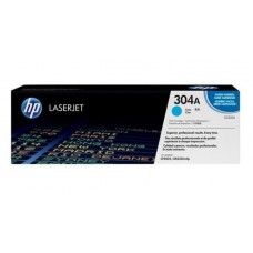 Картридж HP Color LaserJet CC531A, голубой