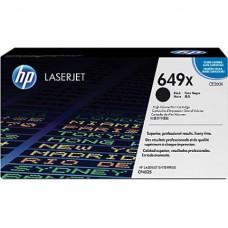 Картридж чёрный HP Color LaserJet CE260X для CP4525 17000 копий