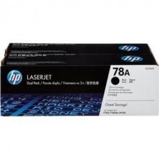 Kартридж Hewlett-Packard для принтеров HP LaserJet P1566/P1606dn/M1530 сериядвойная упаковка (Dual Pack)