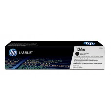 Kартридж Hewlett-Packard HP 126A Black LaserJet (CE310A) для лазерных принтеров HP LaserJet PRO CP1025/CP1025NW