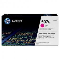 Картридж с тонером HP 507A LaserJet, пурпурный для CLJ Color M551 series