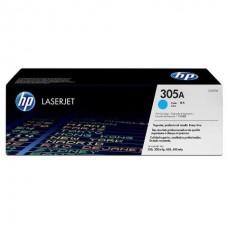Kартридж Hewlett-Packard HP 305A Cyan LaserJet (CE411A) для HP CLJ Color M351/M451/MFP M375/MFP M475