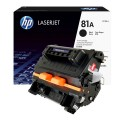 Kартридж Hewlett-Packard HP 81A Black LaserJet (CF281A)
