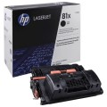 Kартридж Hewlett-Packard HP 81X  Black LaserJet (CF281X) увеличенной емкости