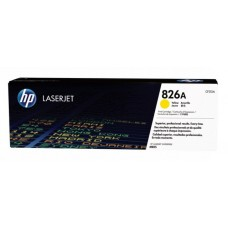 Kартридж Hewlett-Packard HP 826A Yellow LaserJet (CF312A)