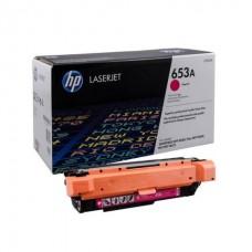 Kартридж Hewlett-Packard HP 653A Magenta LaserJet (CF323A)