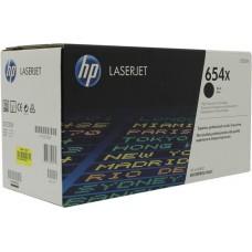 Kартридж Hewlett-Packard HP 654X High Yield Black LaserJet (CF330X)