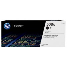 Kартридж Hewlett-Packard HP 508A Black Original LaserJet Toner Cartridge (CF360A)