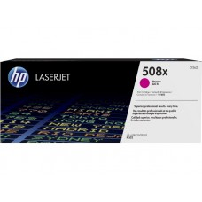 Kартридж Hewlett-Packard HP 508X High Yield Magenta Original LaserJet Toner Cartridge (CF363X)