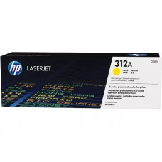 Kартридж Hewlett-Packard HP 312A Yellow LaserJet (CF382A)