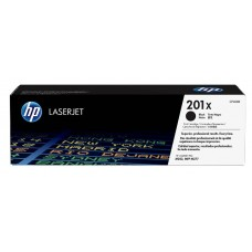 Kартридж Hewlett-Packard HP 201X Black Original LaserJet Toner Cartridge (CF400X) увеличеной емкости