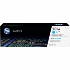 Kартридж Hewlett-Packard HP 201A Cyan Original LaserJet Toner Cartridge (CF401A)