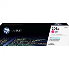 Kартридж Hewlett-Packard HP 201X Magenta Original LaserJet Toner Cartridge (CF403X) увеличеной емкости