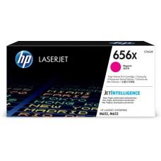 Картридж HP 656X High Yield Magenta для HP CLJ M652/M653 (CF463X) 22000 стр