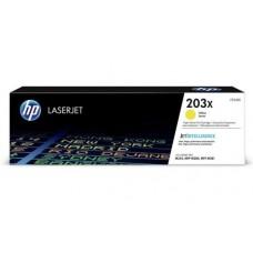 Kартридж HP 203X Yellow CLJ Pro MFP M254/280/281 (CF542X)
