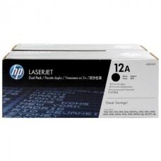 Картридж Hewlett-Packard LJ 1010/1012 двойная упаковка (Dual Pack)