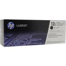 Kартридж Hewlett-Packard HP 12L Black Economy LaserJet (Q2612L)