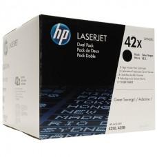 Картридж LJ 4250/4350 High Volume, black (up to 20,000 pages) - двойная упаковка (DUAL PACK)