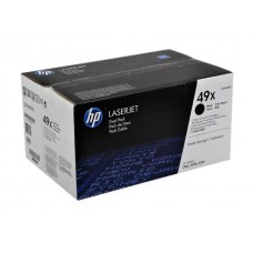Картридж Hewlett-Packard  LaserJet 1320/3390/3392 High Volume Smart Print Cartridge, black-DUAL PACK