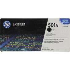 Картридж Hewlett-Packard для СLJ3600/3800 (черный)