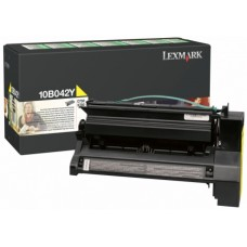 Картридж Lexmark C750 Return Yellow 15K