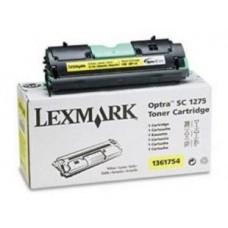 Картридж Lexmark Optra SC Yellow