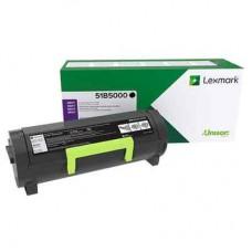 Картридж Lexmark 51B5000 2.5K Черный Return Program для MS/MX3/4/5/617