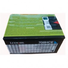 Картридж Lexmark CS310/410/510  3K Голубой Return Program