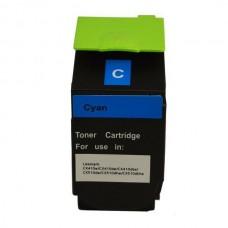 Картридж Lexmark 3K Голубой Return Program для CX410/CX510
