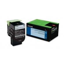 Картридж Lexmark 4K Черный Return Program для CX410/CX510
