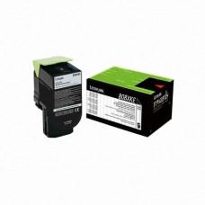 Картридж Lexmark 800X1 сверхвысокой емкости с черным тонером CX510de / CX510de Statoil / CX510dhe / CX510dthe