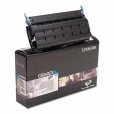 Картридж Lexmark C534 Регулярный Синий 7K