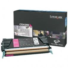 Картридж Lexmark C534 Регулярный Пурпурный 7K