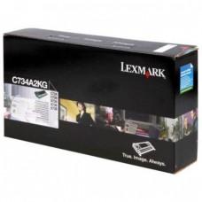 Принт Картридж Lexmark c73x/x73x Черный 8K