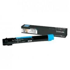 Принт Картридж Lexmark  C950 Extra High Yield  Синий 22K