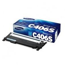 Картридж Samsung CLP-360/365/368/CLX-3300/05/SL-C401/406 1.0K Cyan