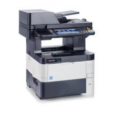 Лазерный копир-принтер-сканер-факс Kyocera M3540IDN (А4, 40 ppm, 1200 dpi, 25-400%, 1024 Mb, USB 2.0, Network, touch panel, цв. сканер, факс, автоподатчик, дуплекс, пусковой комплект)