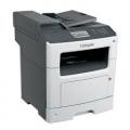 МФУ Lexmark MX517de Лазерное монохромное (A4, 1200*1200dpi, 42 стр/мин, дуплекс, цвет.сканер, копир, факс, сеть, 512MБ)